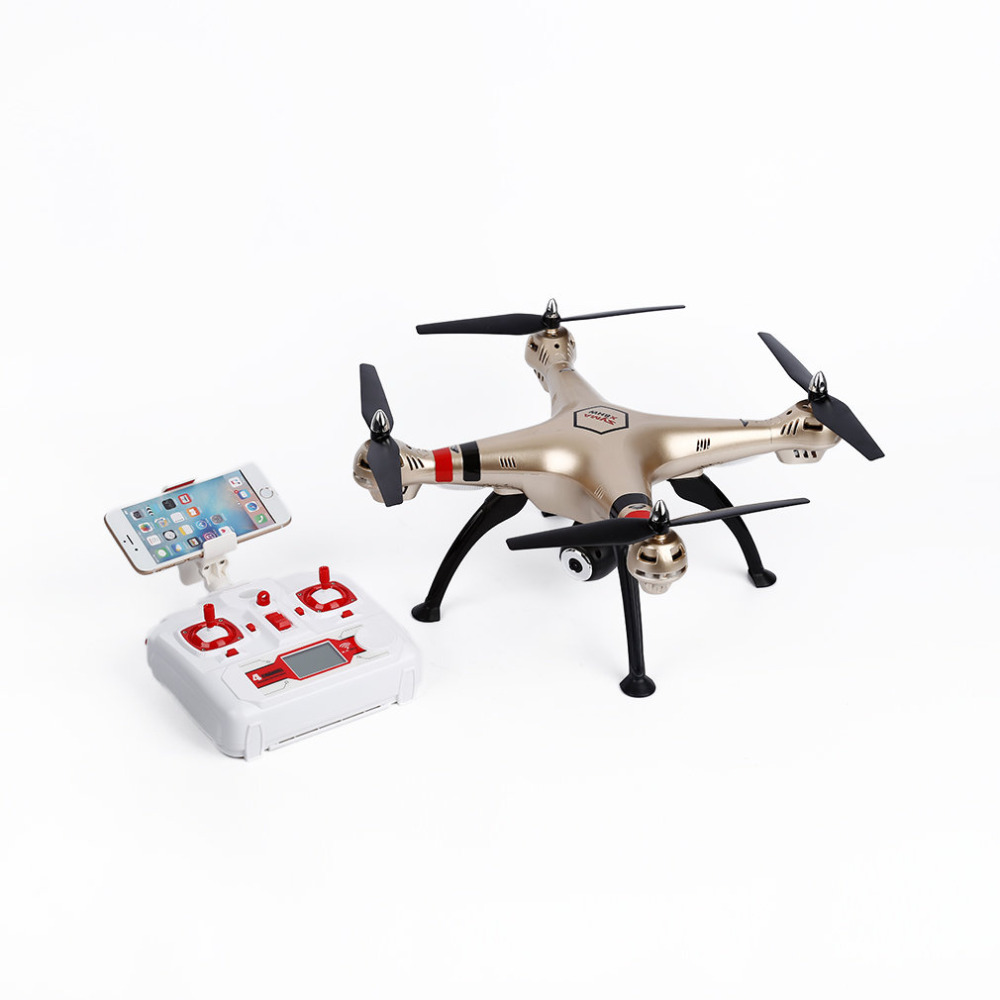 1pcs Syma X8HW FPV 2.4Ghz 6 Axis Gyro RC Quadcopter Drone with WIFI Camera Real-Time Transmission Remote Control Quadcopter 1.1
