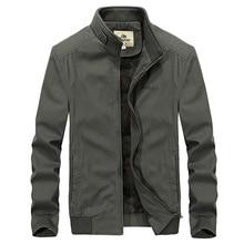 купить Men Army Cargo Jackets Brand Military Tactical Jacket Coat 2019 Autumn Male Casual Coats Outwear Plus Size 5XL WN58 по цене 2808.88 рублей