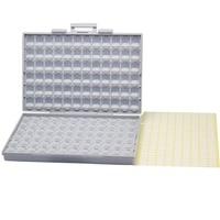 BOXALL 144 Enclosure Box 4 Surface Mount SMD SMT 1206 0805 0603 0402 Storage
