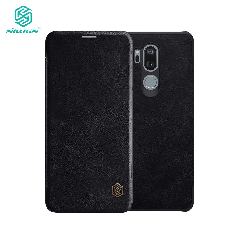 for LG G7 ThinQ Case for LG G7 ThinQ Cover Nillkin Qin
