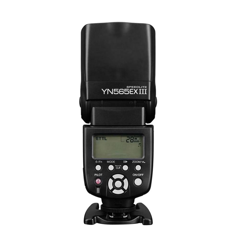 Yongnuo YN-565EX II Wireless TTL Flash Speedlite YN565EX II E-TTL For Canon 6D 60D 5D Mark III 1100D 650D 600D 700D 70D 5D II mini flash speedlite mk 320c for canon eos 5d mark ii iii 6d 7d ii 60d 70d 600d 700d t3i t2 hot shoe dslr camera
