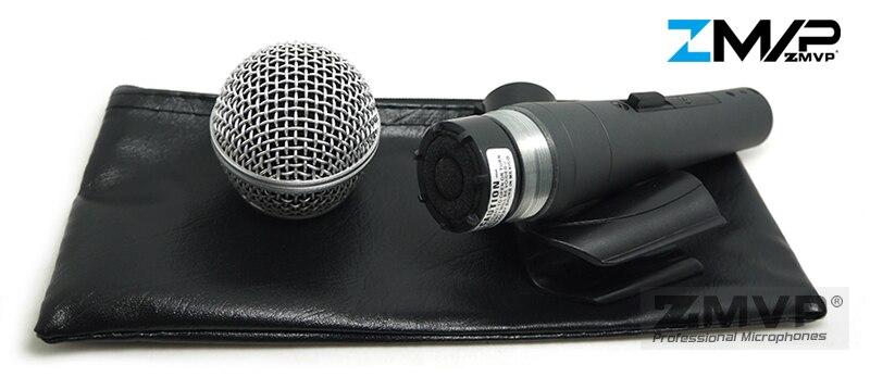 lendário sm58s dinâmico handheld microfone mike para
