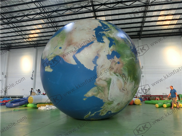 Globes For Sale >> Us 855 0 Promotional Advertising Giant Inflatable Earth Globes For Sale In Model Building Kits From Toys Hobbies On Aliexpress