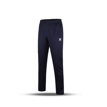 ФОТО KELME Men's Survetement Football Pants Soccer Training Active Trousers Sport Running Protector Goalkeeper Sweatpants K15Z418