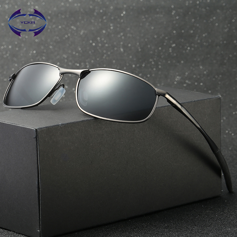 VCKA Polarized Sunglasses Mens
