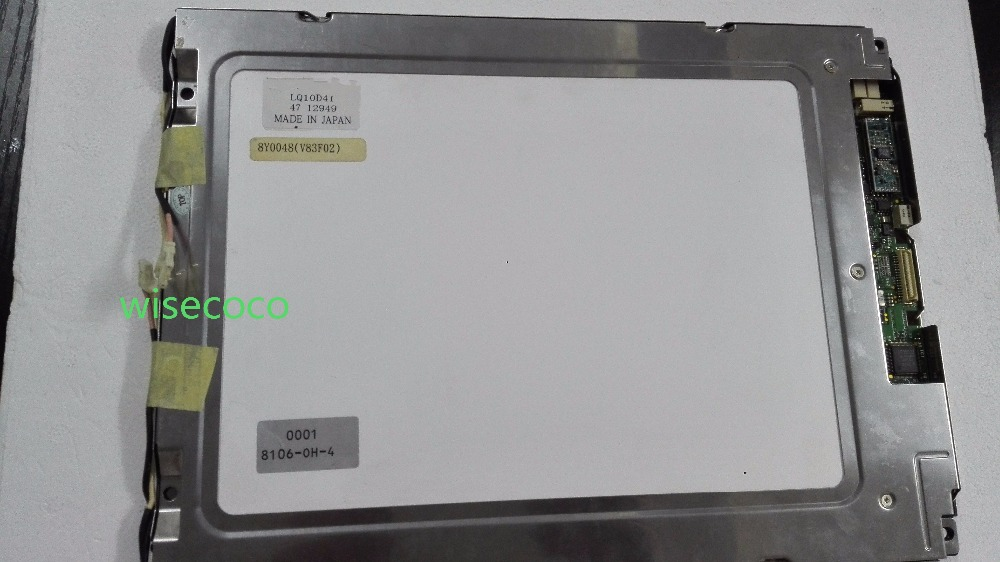 10.4'' inch for LQ10D421 LQ10D42 LQ10D41 LCD screen display panel for Car DVD and industrial product