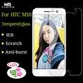 Для HTC 10 One M10 Закаленное Стекло-Экран Протектор Фильм Высокое качество Анти Shatter взрывозащищенные 9 H 0.3 мм Закаленное Стекло фильм