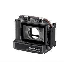 40m Wasserdichte Gehäuse Fall Für Nikon WP AA1 Action Kamera Schutzhülle Fall Für Nikon KEYMISSION 170 Digital Kamera