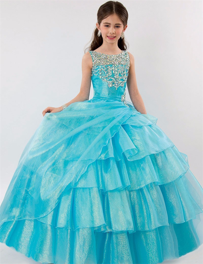 Popular Pageants Dresses for Girls-Buy Cheap Pageants Dresses for ...