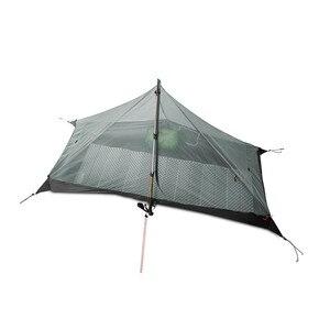 Image 4 - 3F UL dişli Lanshan 1 çadır açık 1 kişi Ultralight kamp çadırı 3 sezon profesyonel 15D Silnylon Rodless çadır