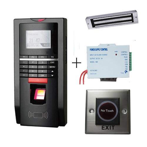 Complete Door Access Control System Diy Access Control Kit