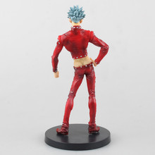 The Seven Deadly Sins Ban Fox's Sin of Greed Action Figure