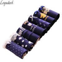 7 pçs/lote underwears meninas calcinha de algodão cuecas femininas sexy lingeries tanga g-string calcinhas para mulher visavis