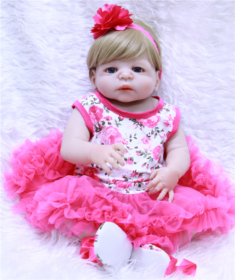 22 Bebes reborn girl dolls full body silicone reborn baby dolls for child gift new born baby toy dolls bonecas reborn22 Bebes reborn girl dolls full body silicone reborn baby dolls for child gift new born baby toy dolls bonecas reborn