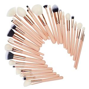 Image 5 - Jessup brushes 30PCS Makeup brushes set Beauty tools Cosmetic kits Make up brush POWDER FOUNDATION EYESHADOW BLUSH
