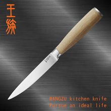 цена на Kitchen knife stainless steel knife 5 inch high quality chef knife Japanese Santoku meat cleave cooking tools accessory tools