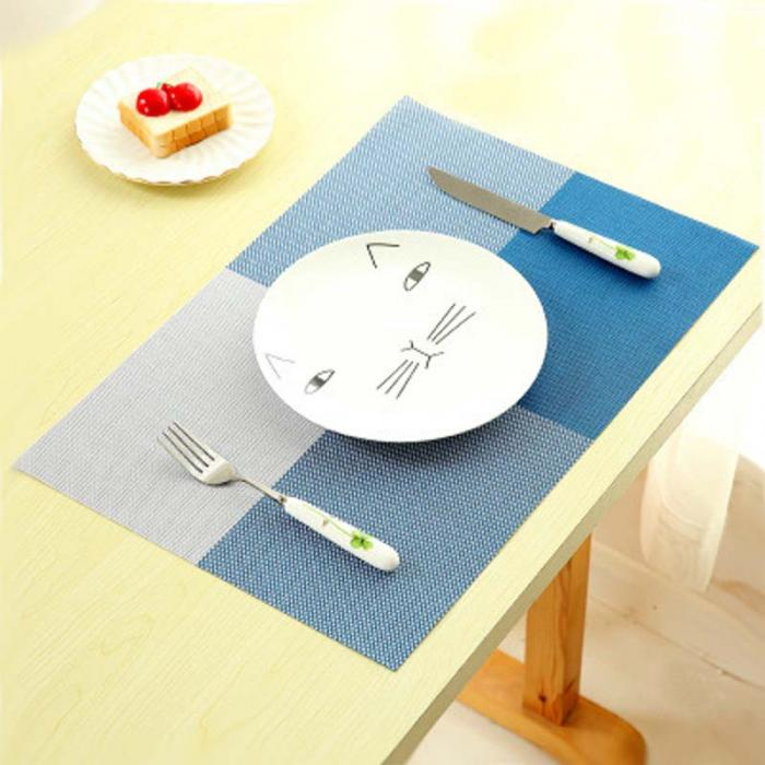 New Pvc Dining Table Placemat Europe Style Kitchen Tool Tableware Pad Coaster Coffee Tea Place Mat Almofada Na Mesa 35 Dropship Sunglasses Dropship Cosmeticsdropship Jeans Aliexpress