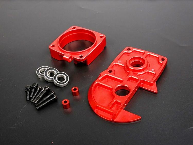 baja 5b 5t 5sc CNC alloy quick release clutch bell support