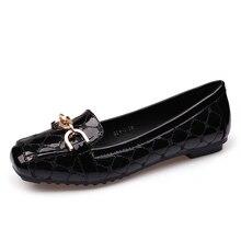 Туфли на плоской подошве; женские лоферы; женские водонепроницаемые мокасины; вечерние и свадебные туфли с мягкой подошвой и квадратным носком; роскошный фирменный дизайн