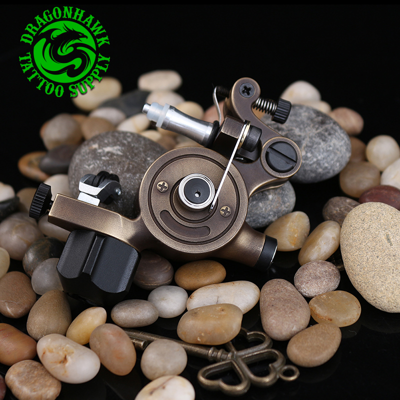 New Arrival Tattoo Rotary Machine Quiet Strong Motor Guns Tattoo Studio DHL&EMS Free Shipping dhl ems 1pc mhmd022g1v original servo motor