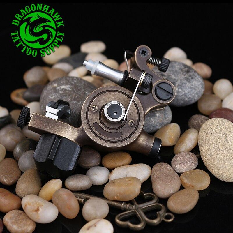 Nouvelle Arrivée Tatouage Rotary Machine Silencieuse Forte Moteur Guns Tattoo Studio DHL et EMS Livraison Gratuite
