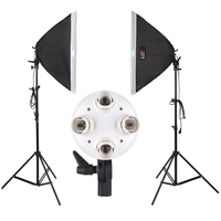 Софтбоксы фото студия свет комплект Box софтбокс фотографии четверка свет комплект Софтбоксы портрет shootingstudio Освещение cd50