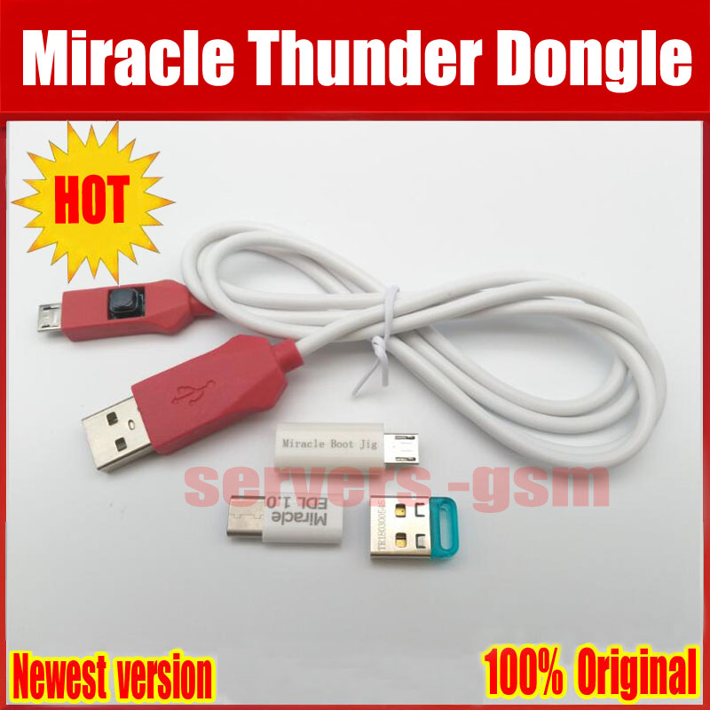 2019 Newest miraclekey /miracle thunder dongle +  instead of miracle box and key free shipping2019 Newest miraclekey /miracle thunder dongle +  instead of miracle box and key free shipping