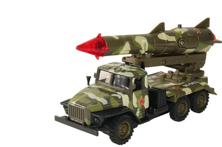 militer mainan, kembali ini 2