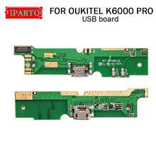 OUKITEL K6000 PRO usb Originale di 100% Nuovo per usb carica spina bordo Accessori di Ricambio per OUKITEL K6000 PRO Cellulare telefono