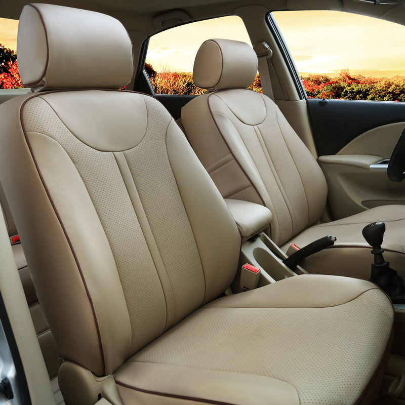 Sensational Us 304 2 48 Off Cartailor Car Seat Cover Pu Leather Styling For Kia Niro 2017 Accessories For Cars Custom Fit Seat Covers Supports Black In Creativecarmelina Interior Chair Design Creativecarmelinacom