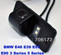 Car rearview camera for BMW E46 E53 E90 3 Series 5 Series Free shipping