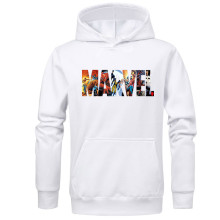 2018 Fashion Marvel Hoodies Men/Women new The Avengers Superhero Hoodie men Hooded Sweatshirt high quality Casual Sweatshirts