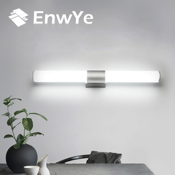 EnwYe Wand lampen badezimmer led spiegel licht Wasserdicht 12 watt ...