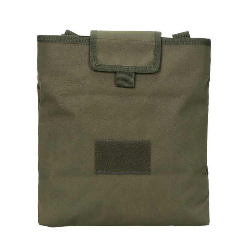 Bags Sundries Nylon Magazine Recycling Emerson Tactical Drop Pouch Airsoft Military Multicam Camouflage folding bag