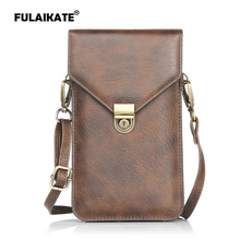 FULAIKATE Rhino Pattern Universal Bag for Apple iPhone6 7 Plus 6sPlus Card Layard Portable Pouch Samsung Galaxy Note4/3