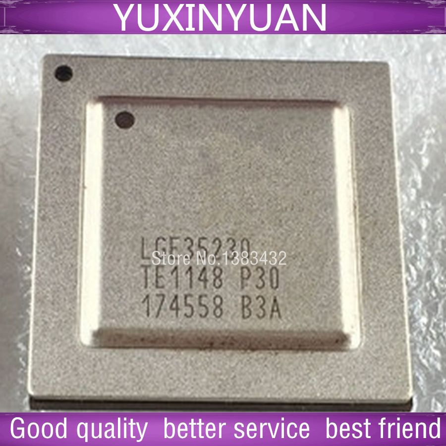LGE35230 BGA LGE 35230 Very good quality 1PCS lge35230 e35230 bga 1pcs a large amount of stock in stock can be purchased directly