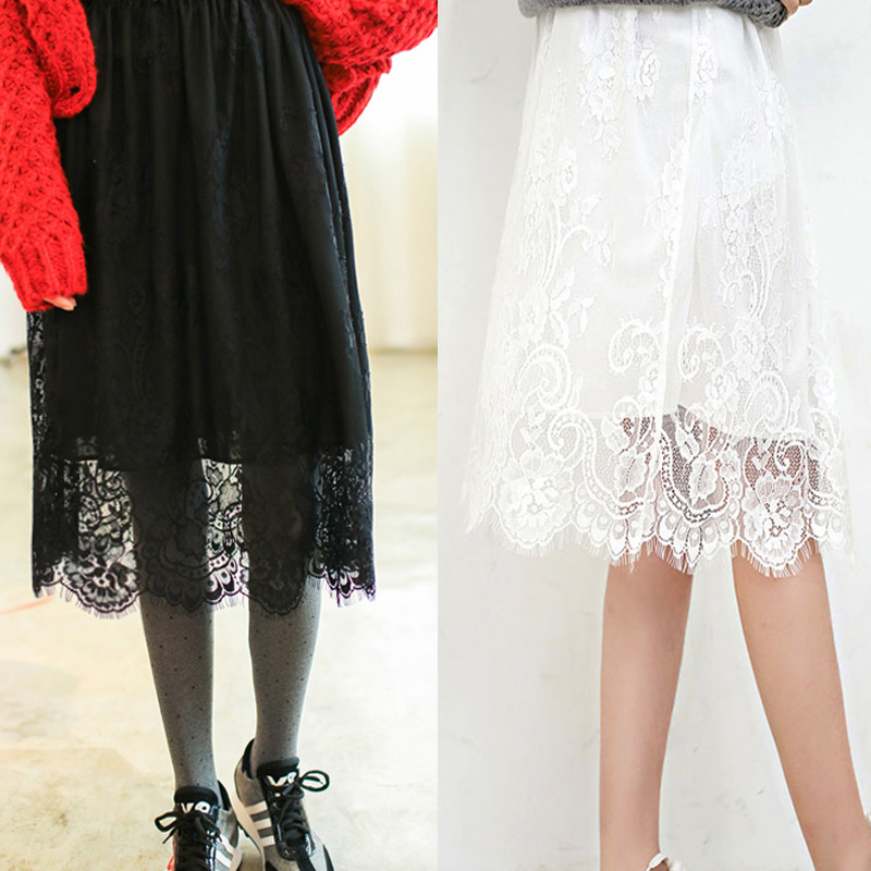 Online Get Cheap White Midi Skirt -Aliexpress.com | Alibaba Group