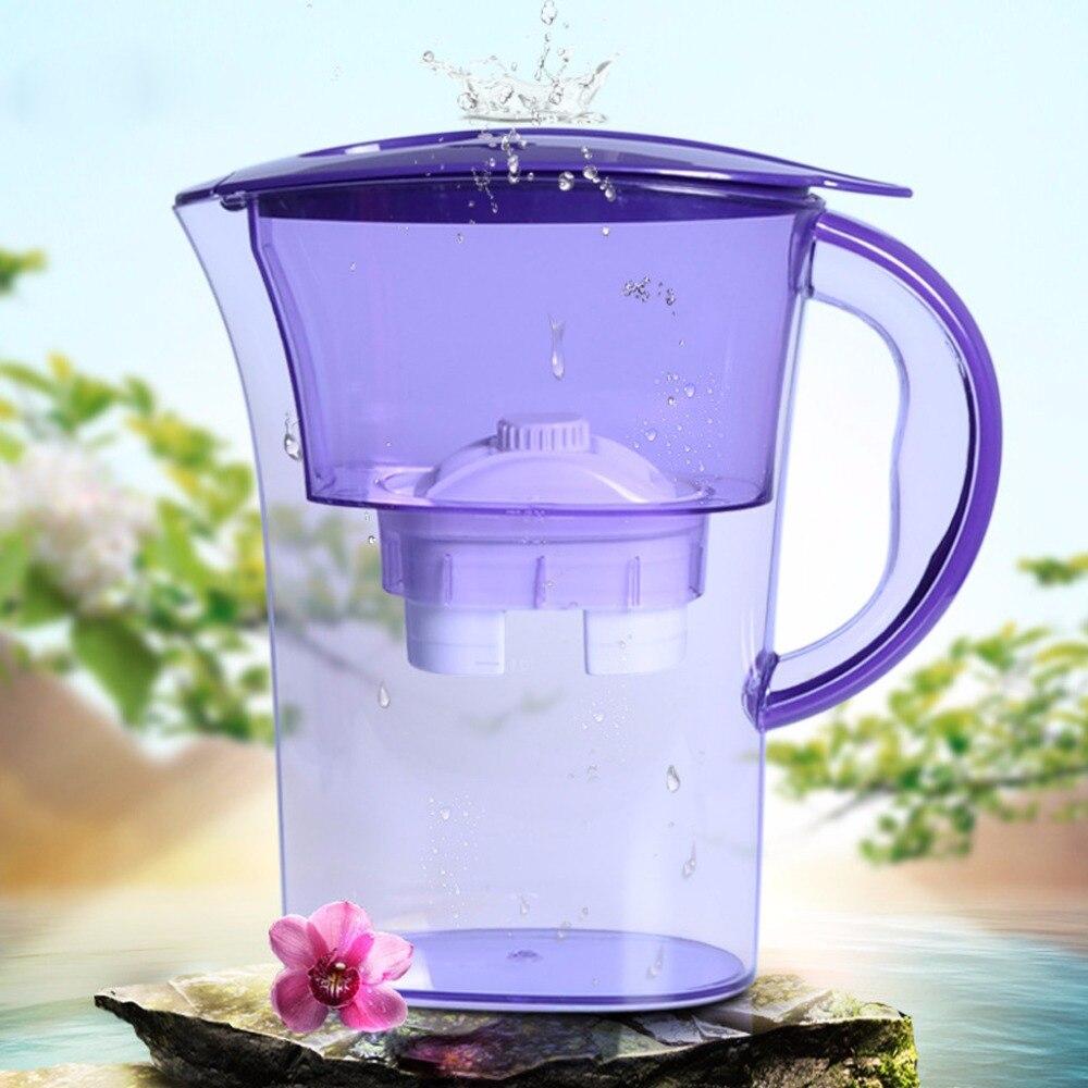 Automatische Schalter Wasser Filter Haushalt Aktivkohle Krug Hause Luftreiniger Gesundes Getränk Maschine