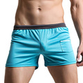 Sexy Men Underwear Boxer Shorts Trunks High Quality Brand Superbody Gay Man Home Lounge Casual Wear Clothing Boxer