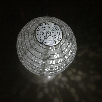"10pcs/lot 8""/20cm 12""30cm White Round Chinese Japanese Paper Lantern Ball Wedding Birthday Party Hanging Decoration Centerpieces 5"