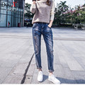 new women jeans spring clothing cowgirl jeans trousers Harem Pants  Regular loose feet pants panty