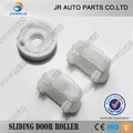 CAR PLASTIC PULLEY AND SLIDING FOR JAGUAR S /  X  TYPE WINDOW REGULATOR REPAIR KIT FRONT LEFT DRIVER SIDE 1999 to 2009