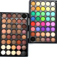 28/40 Colors Eye Shadow Makeup Cosmetic Shimmer Matte Eyeshadow Palette Set