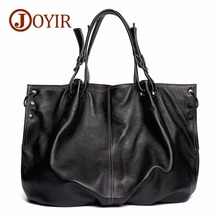 JOYIR Genuine Leather Handbag Women's Shoulder Messenger Bag Leather Female Large Capacity Bags For Women 2018 Bolsa Feminina 76 цена 2017