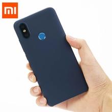 "100% Original Xiaomi Mi6x case MI 6X A2 Case Cover thin pc back cover for mi 6x A 2 original shockproof shell MIA2  5.99"""