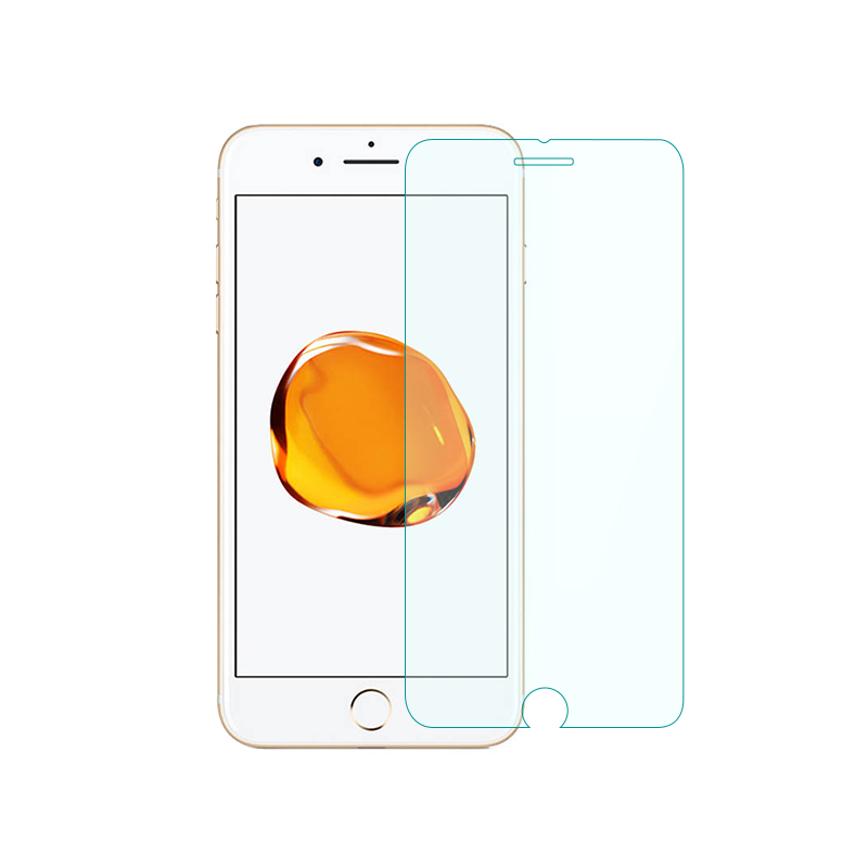 MKTEL Screen Protector Tempered Glass For iphone7 8 iphone7plus 8plus X Narrow Side Full Cover Thoughened Film