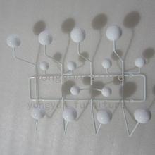 Moda popularne biały kolor nowoczesny Design home jako typowe moda cukierki powiesić go wszystkie wieszak na kurtki hak drewna wieszaki na ubrania tanie tanio Meble do domu Meble do salonu 10 Drewniane Nowoczesne 02-2 Inne