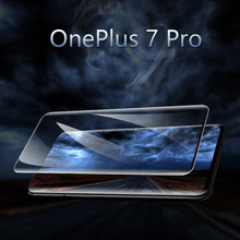 For Oneplus7 Pro 7 1+7 1+7 pro phone protective film Full Cover Toughened Tempered Glass mobile phone Screen Protector Case