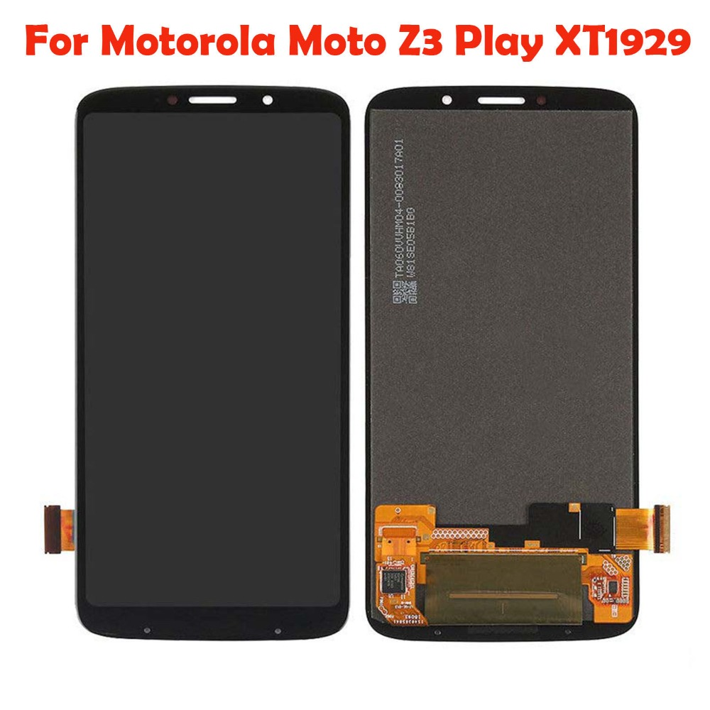 Sinbeda 6.0 LCD For Motorola Moto Z3 Play LCD Display Touch Screen Digitizer Assembly For Motorola Moto Z3 Play LCD ScreenSinbeda 6.0 LCD For Motorola Moto Z3 Play LCD Display Touch Screen Digitizer Assembly For Motorola Moto Z3 Play LCD Screen