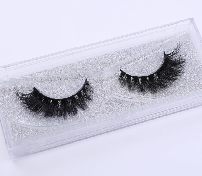 1 Pair Mink Eyelash 3d Eyelashes Full Strip False Eye Lashes Hand Made Extension Long And Short Style Makeup Accessories
